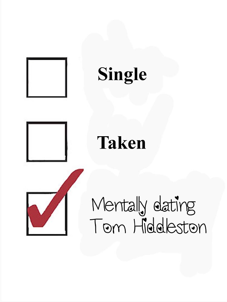 mentalement datant Tom Hiddleston