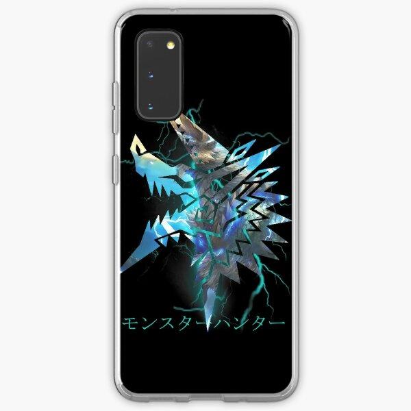 Monster Hunter - Zinogre  Samsung Galaxy Soft Case