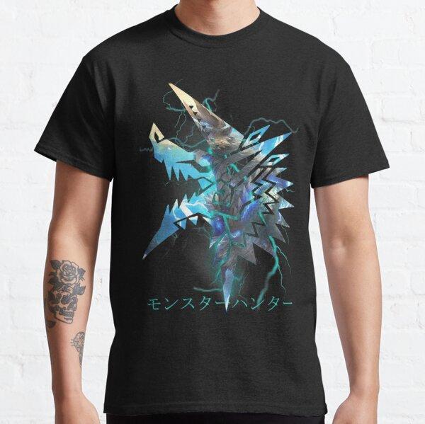 Monster Hunter - Zinogre T-shirt classique