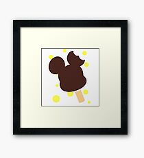 World Famous Mickey Bar Framed Print