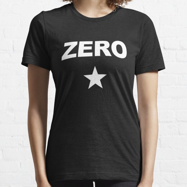 S/P - The iconic 'Zero' design, as worn by Billy Corgan. Long live the Pumpkins! Essential T-Shirt