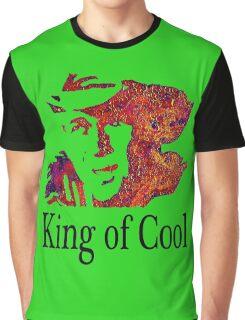 Steve McQueen  Graphic T-Shirt