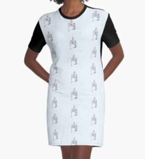 building Graphic T-Shirt Dress
