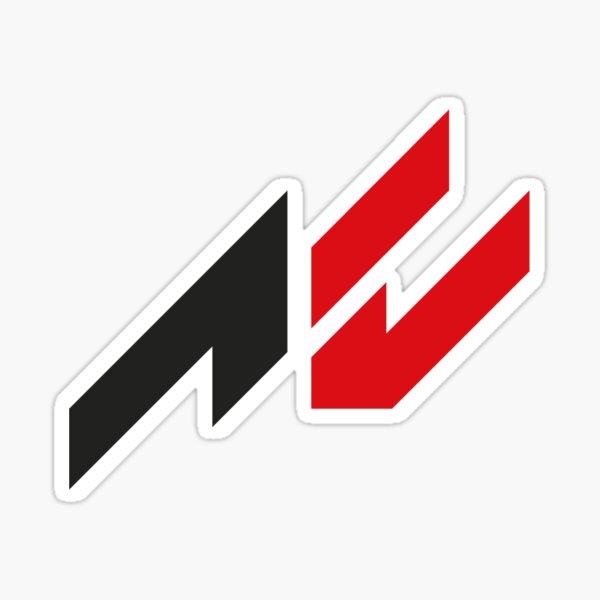 Assetto Corsa Logo Sticker