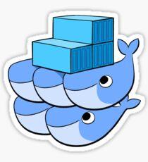 Docker Swarm Sticker