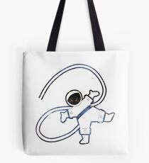 Love is an Astronaut Tote Bag