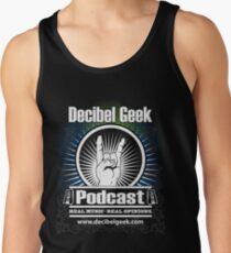 Decibel Geek  - Horns Up! Tank Top
