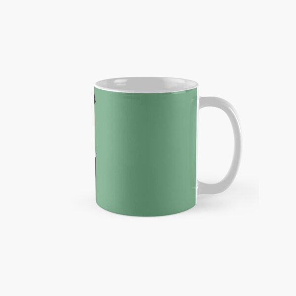 Plankton evil and funny laugh Classic Mug