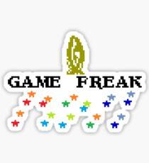 Game Freak! Sticker