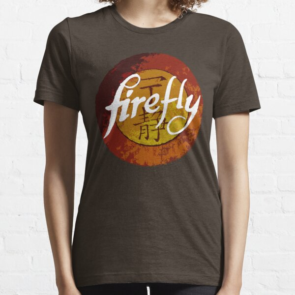 The One Season Only 'FIREFLY' Essential T-Shirt