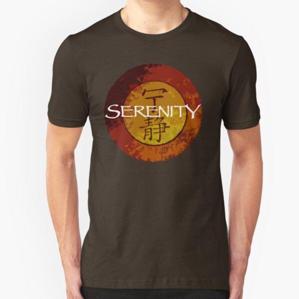 Serenity Slim Fit T-Shirt