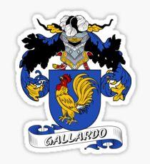 Gallardo (Gallart) Sticker