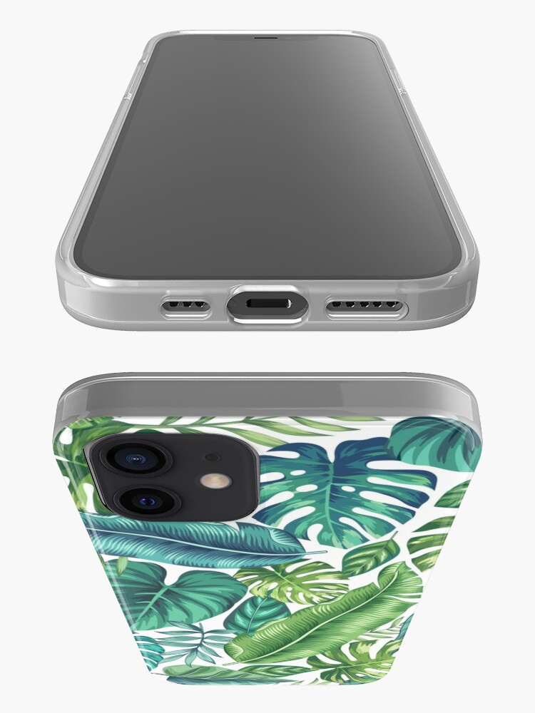 Alternate view of Tropical Leaves II iPhone Case & Cover