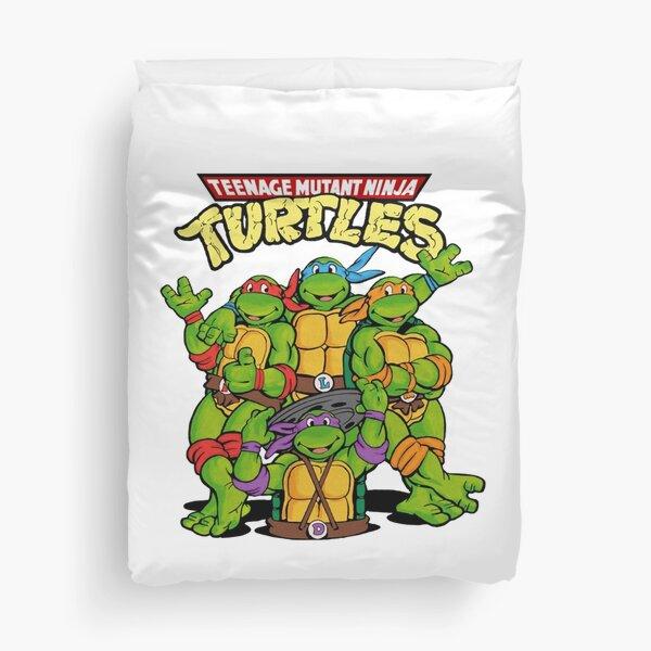 TMNT  Teenage Mutant Ninja Turtles  Duvet Cover