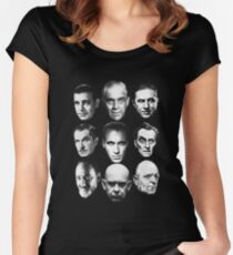 Masters of Horror Women's Fitted Scoop T-Shirt
