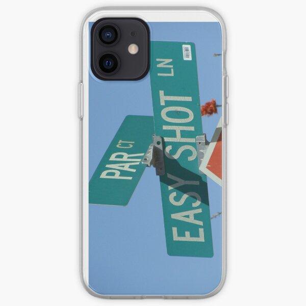 Par - Easy Shot iPhone Soft Case