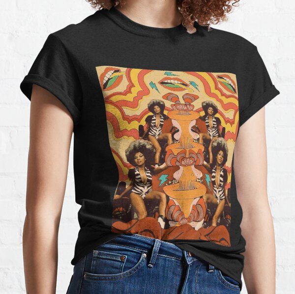 Betty Davis Classic Tshirt Designer Classic T-Shirt