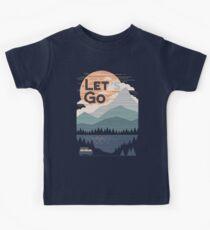 Lass uns gehen Kinder T-Shirt