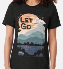 Lass uns gehen Vintage T-Shirt