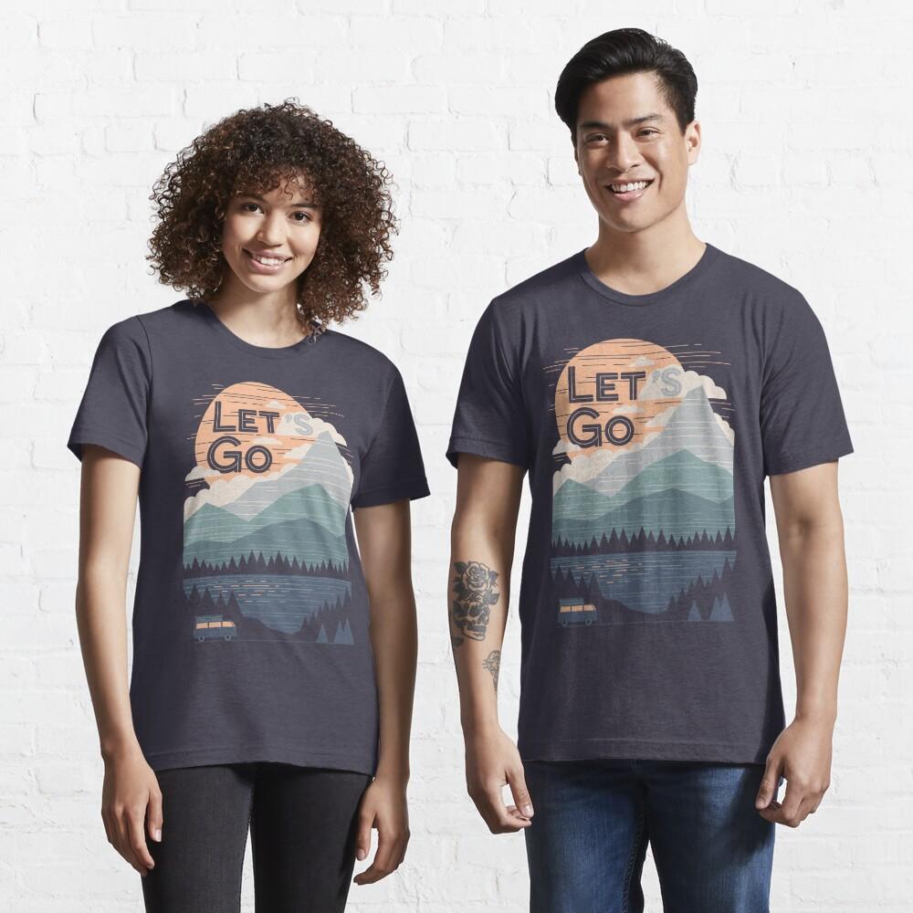 Let's Go Essential T-Shirt