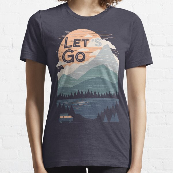 Let's Go Essential T-Shirt