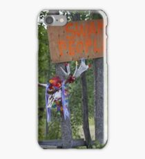 Swamp people... iPhone Case/Skin