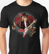 Tom Petty Portrait T-Shirt