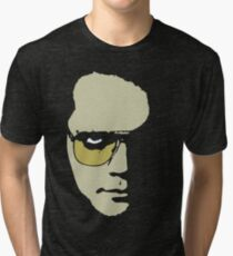 Author. Dreamweaver. Visionary. Plus Actor.  Tri-blend T-Shirt