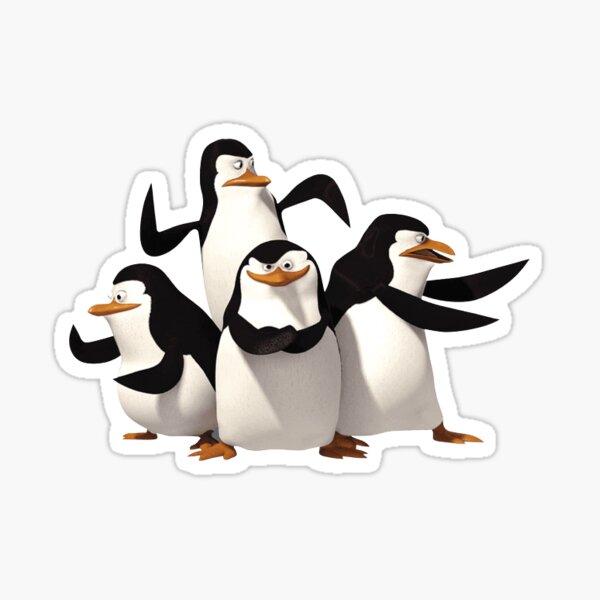 Penguins of Madagascar Sticker
