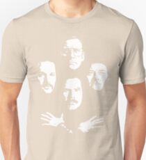 I See a Little Silhouetto of an Anchorman Unisex T-Shirt
