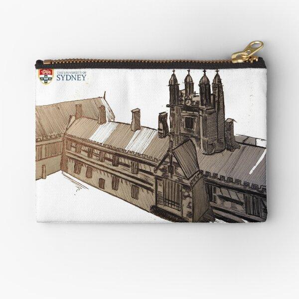 The university of Sydney Zipper Pouch