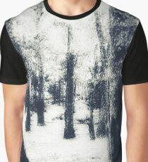 Gli Alberi Ghiacciati Graphic T-Shirt