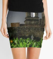 San Jose at Night Mini Skirt