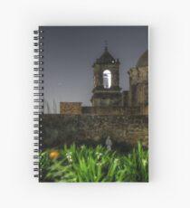 San Jose at Night Spiral Notebook