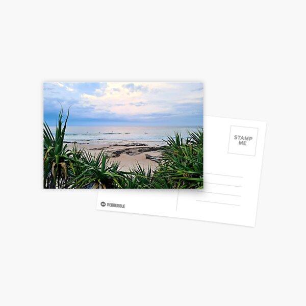 Beach For Days  Postcard