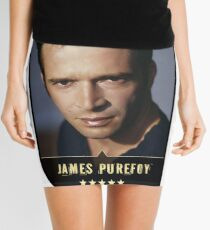 JAMES PUREFOY PART 2 Mini Skirt