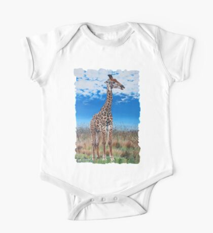 Giraffe Kids Clothes