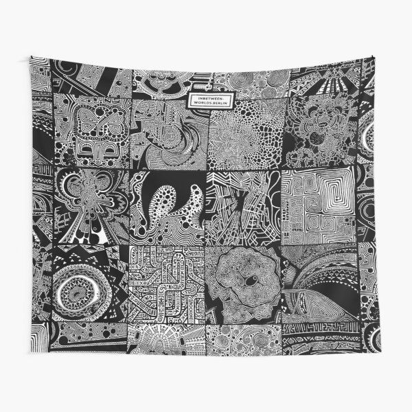 Inbetween Worlds Tapestry