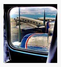 Scene from the Golden Age of Flight  in Color Photographic Print
