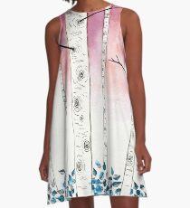 aspen 3 A-Line Dress