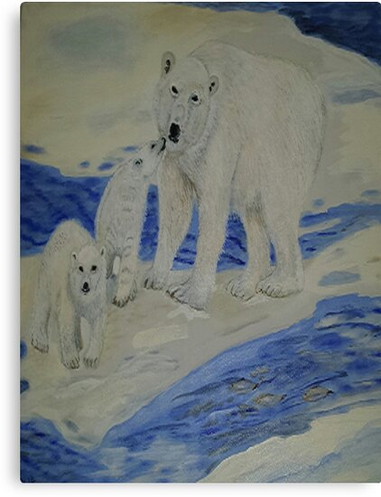 Polar Trio by safy