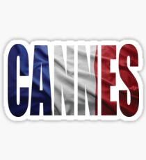 Cannes. Sticker