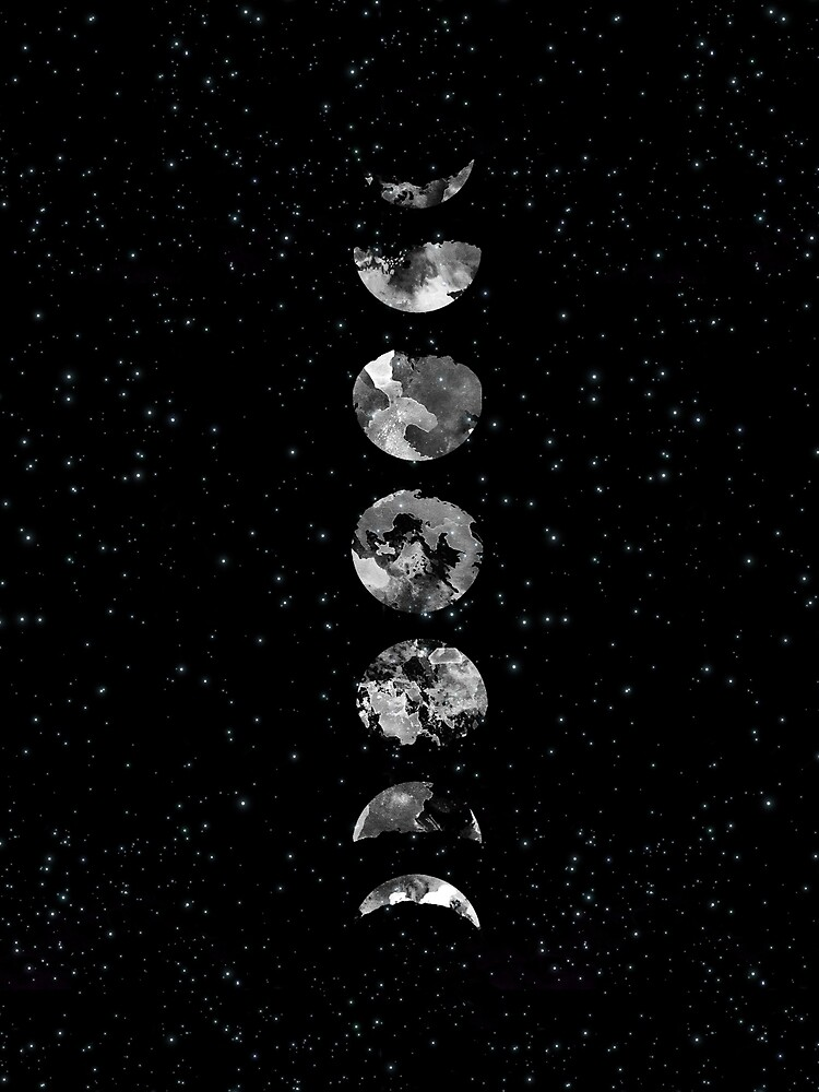 Moon Phases by StudioRuiFaria