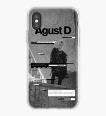 AGUST D Phone Case BTS iPhone Case