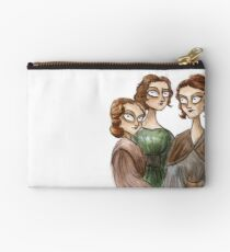 The Bronte Sisters Studio Pouch