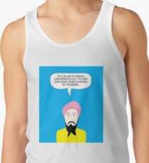 What under the Turban? Tank Top
