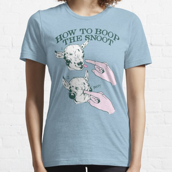 How To Boop The Snoot Essential T-Shirt