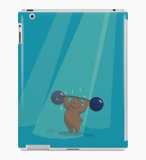 Pixel Circus Bear iPad Case/Skin