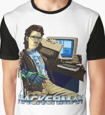 HACKERMAN Graphic T-Shirt