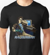 HACKERMAN Unisex T-Shirt